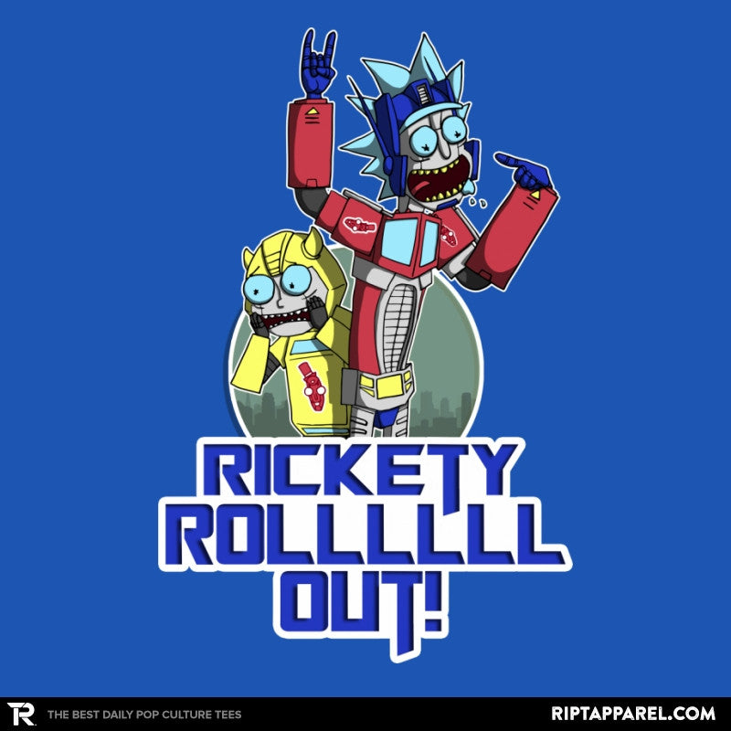 RICK ROLLLLLL OUT! Exclusive - Shirtformers - Collection Image - RIPT Apparel