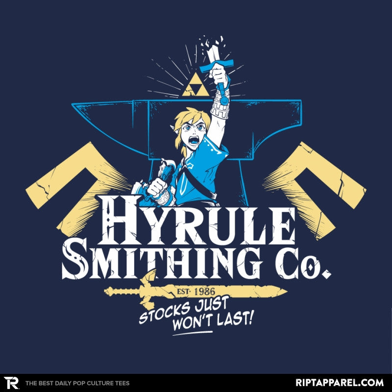 Hyrule Smithing Co. - Collection Image - RIPT Apparel