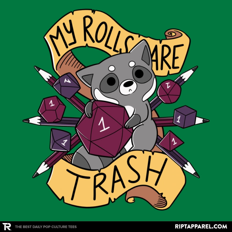 RPG Raccoon - Collection Image - RIPT Apparel