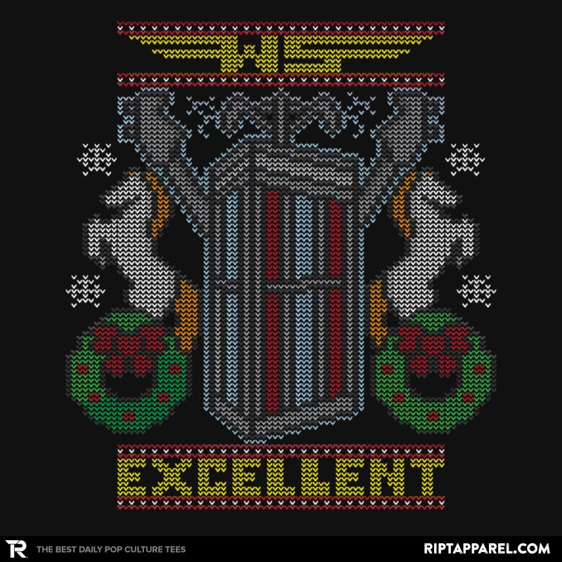 Excellent Sweater - Ugly Holiday - Collection Image - RIPT Apparel