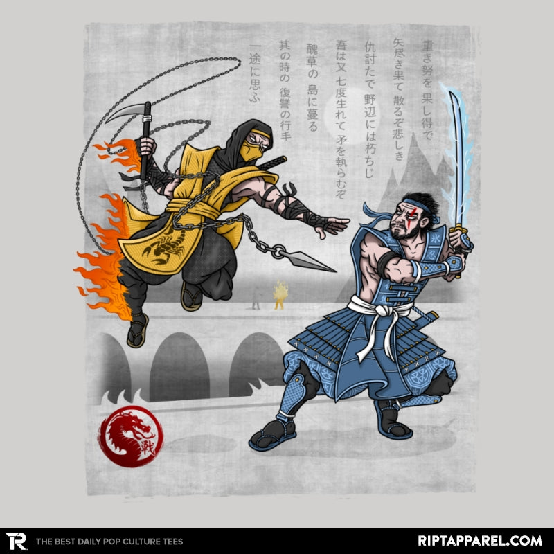 Fire vs Ice - Collection Image - RIPT Apparel