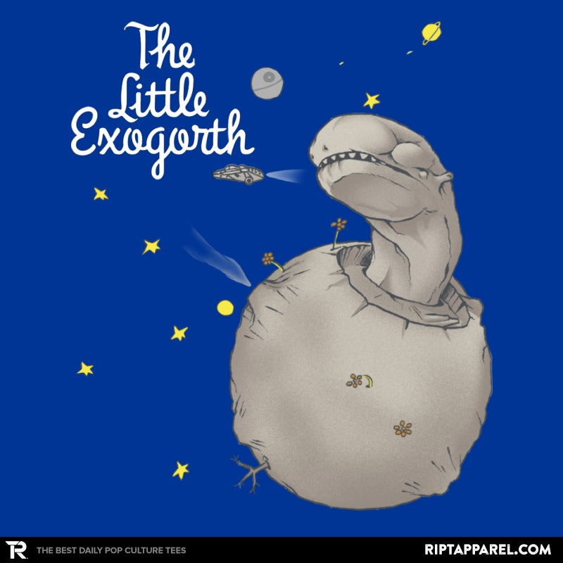 The Little Exogorth - Collection Image - RIPT Apparel