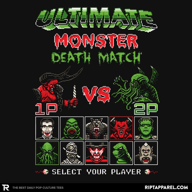 Monster Death Match - Collection Image - RIPT Apparel
