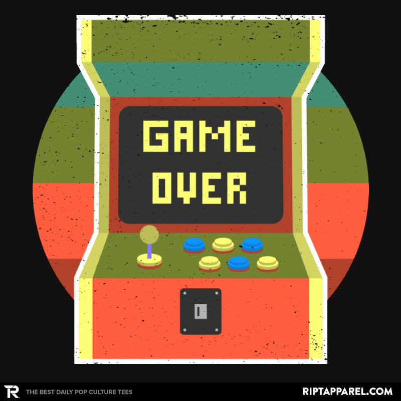 Video Game Over - RIPT Apparel