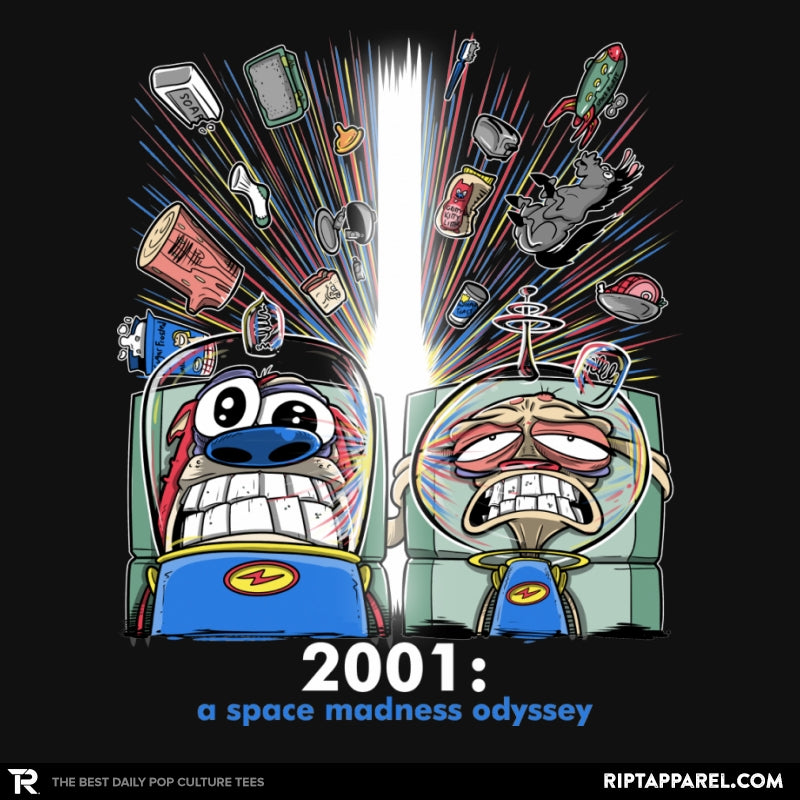 2001: A Space Madness Odyssey Exclusive - Collection Image - RIPT Apparel