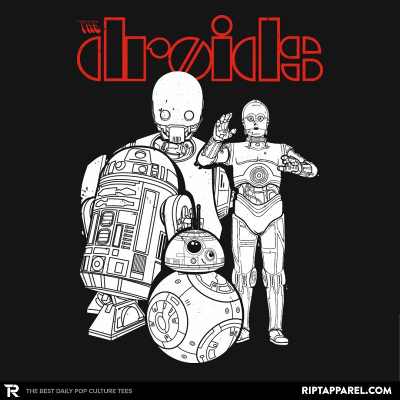 The Droids - Collection Image - RIPT Apparel