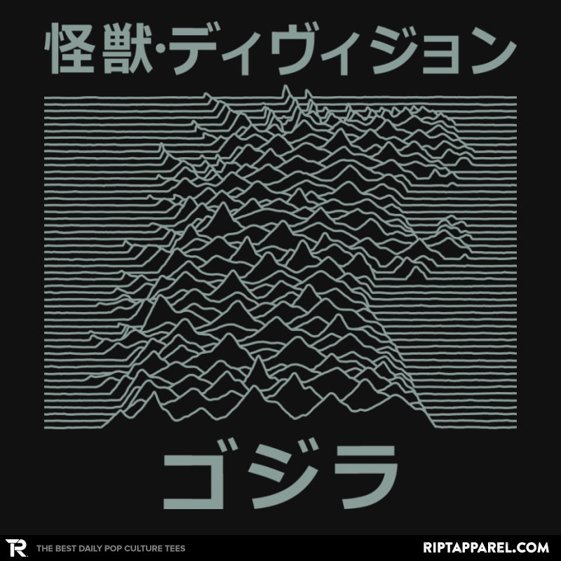 Kaiju Division  - JP - Collection Image - RIPT Apparel