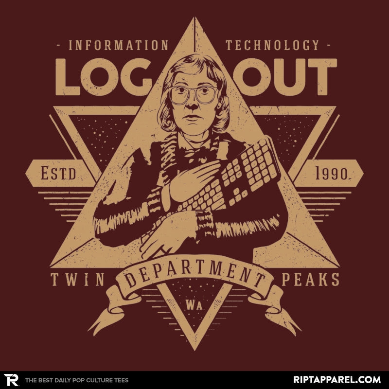 Log Out - RIPT Apparel