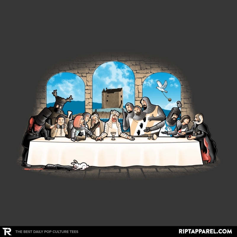Holy Grail dinner - Collection Image - RIPT Apparel