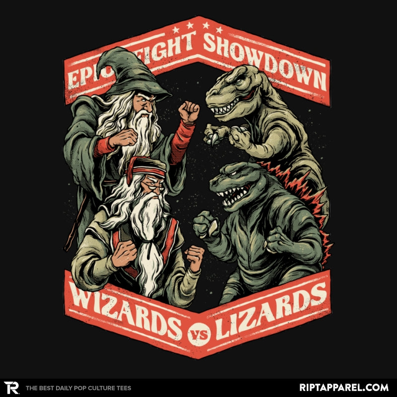 Wizards vs Lizards - Collection Image - RIPT Apparel