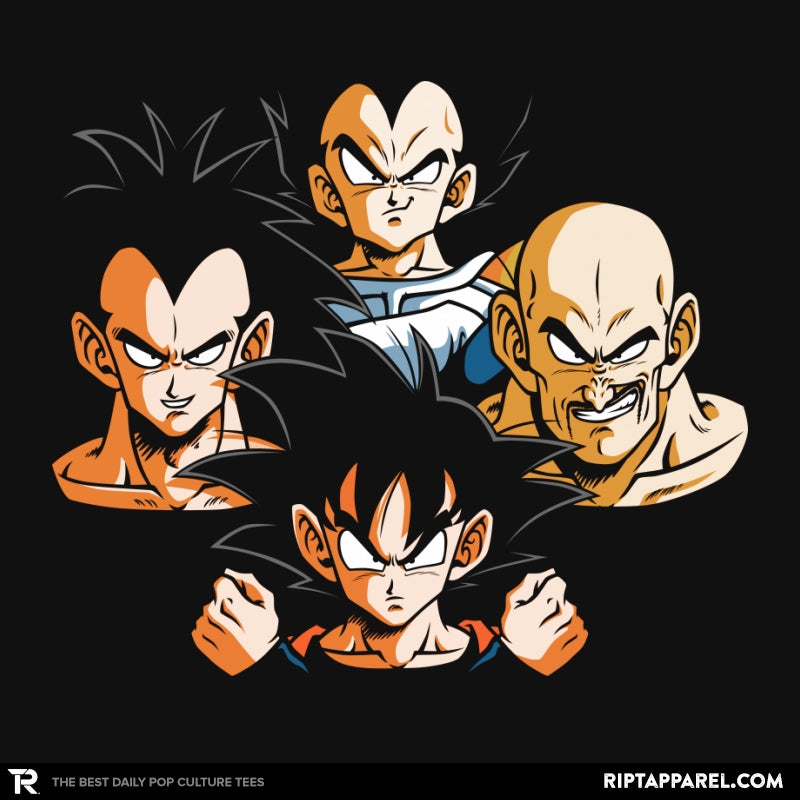 Saiyans Rhapsody - Collection Image - RIPT Apparel