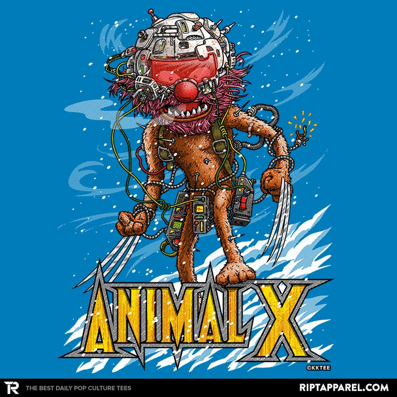 Animal X - Collection Image - RIPT Apparel