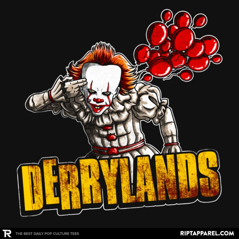 Derrylands - Collection Image - RIPT Apparel