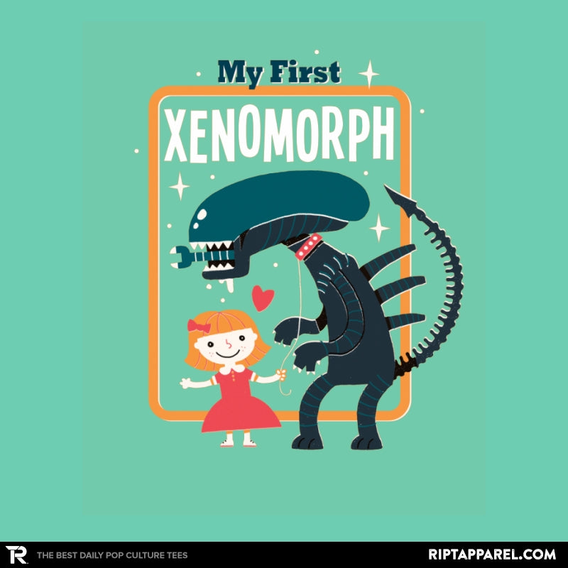 My First Xenomorph - Collection Image - RIPT Apparel
