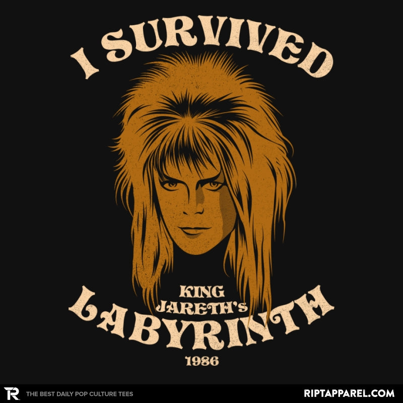 Goblin King Survivor - RIPT Apparel