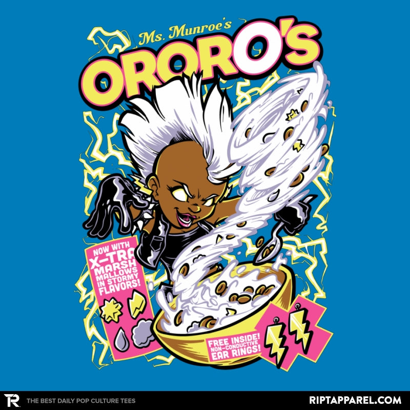 OrorO's Cereal - Collection Image - RIPT Apparel