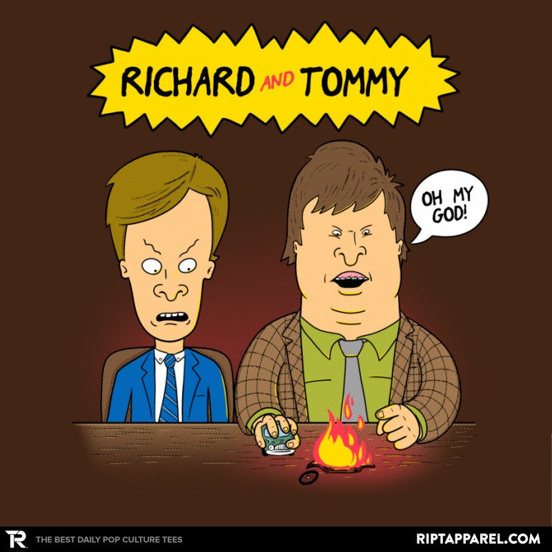 Richard And Tommy Exclusive - RIPT Apparel