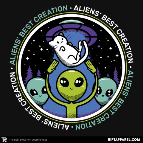 Aliens' Best Creation