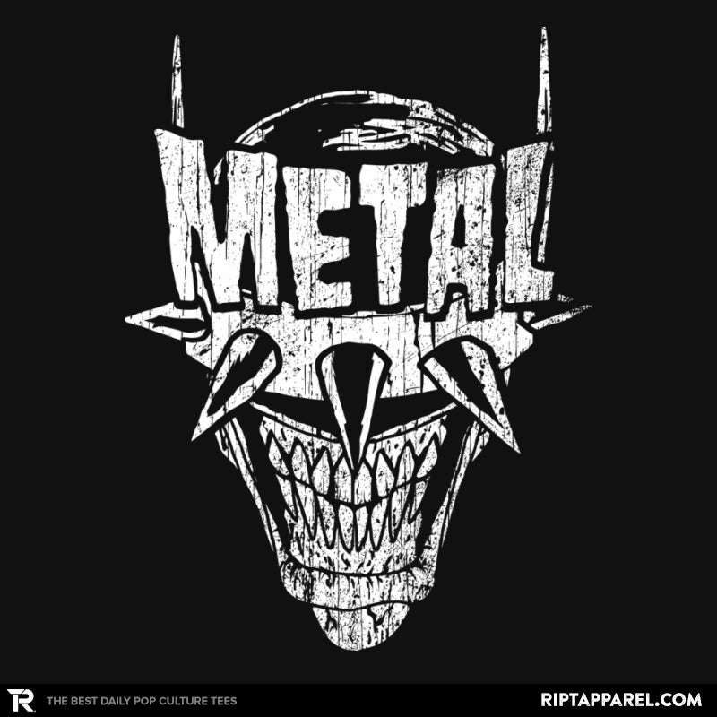 Heavy Metal Laughing-Bat - Anytime - Collection Image - RIPT Apparel