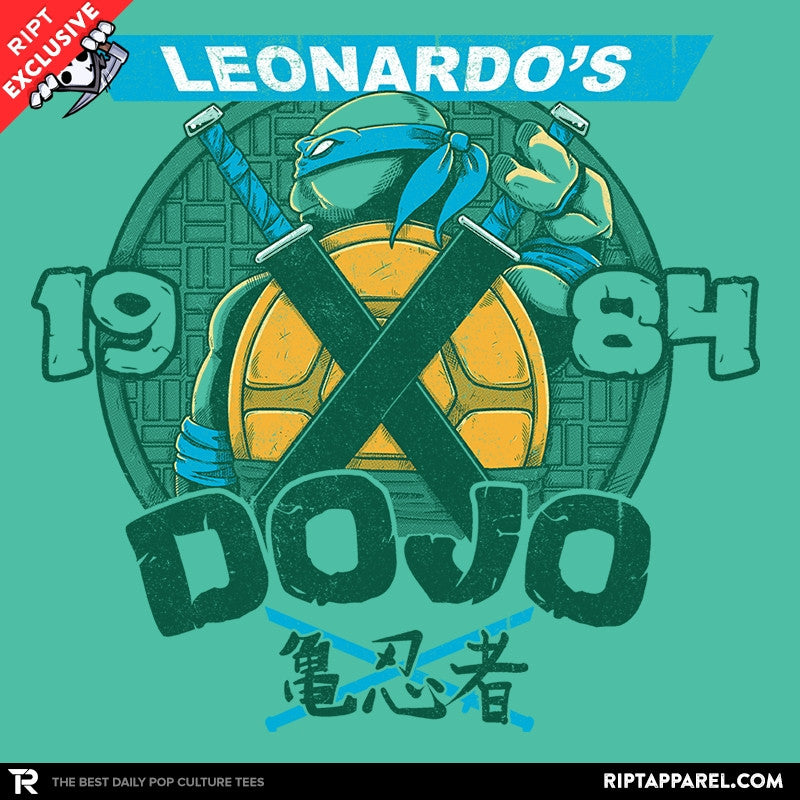 Leo's Dojo Exclusive - Collection Image - RIPT Apparel
