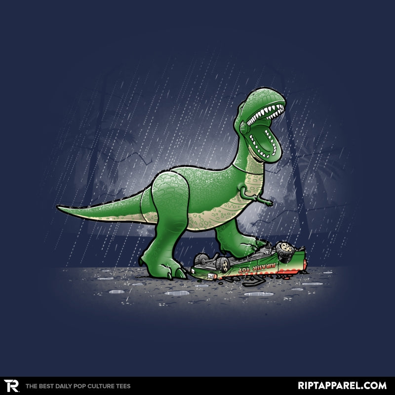 Jurassic Toy - Collection Image - RIPT Apparel