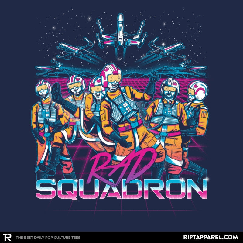 Rad Squadron Exclusive - Collection Image - RIPT Apparel