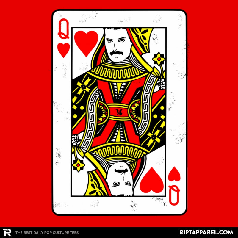 Queen Card - Collection Image - RIPT Apparel