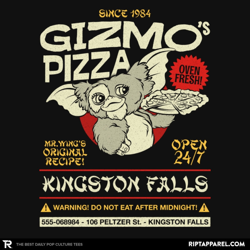Gizmo's Pizza - Collection Image - RIPT Apparel