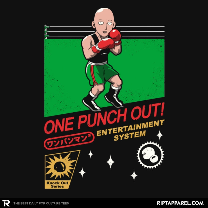 One Punch Out - RIPT Apparel
