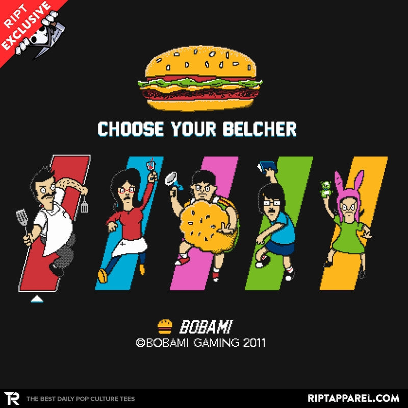 Choose Your Belcher Exclusive - Collection Image - RIPT Apparel