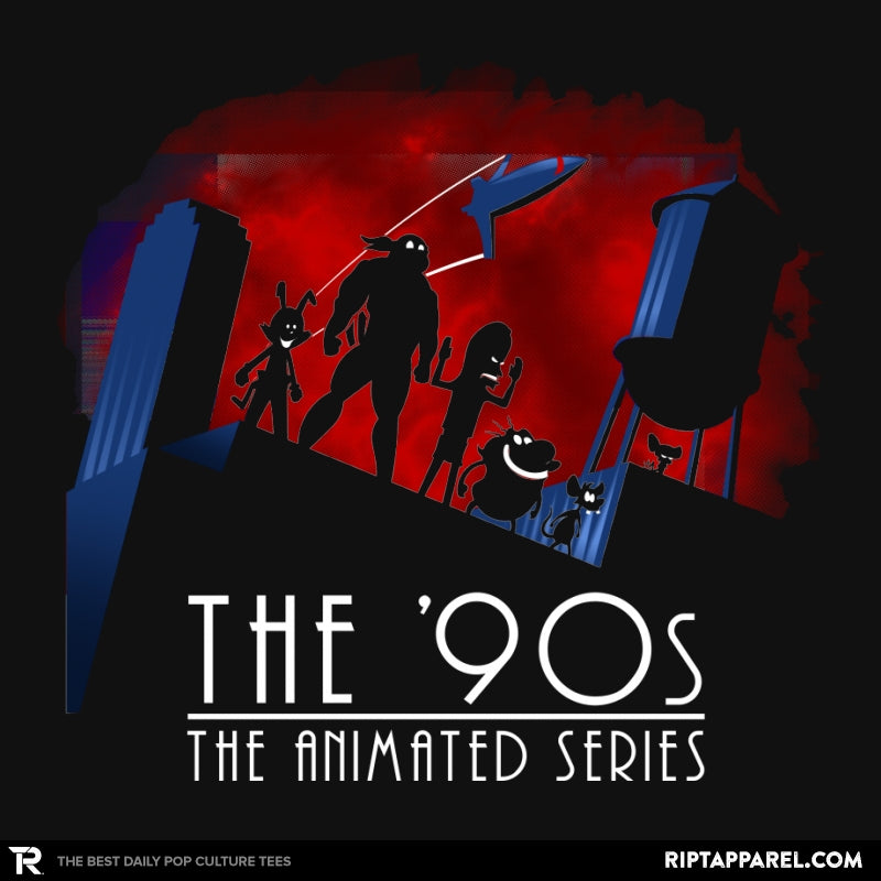 The Animated 90s - RIPT Apparel
