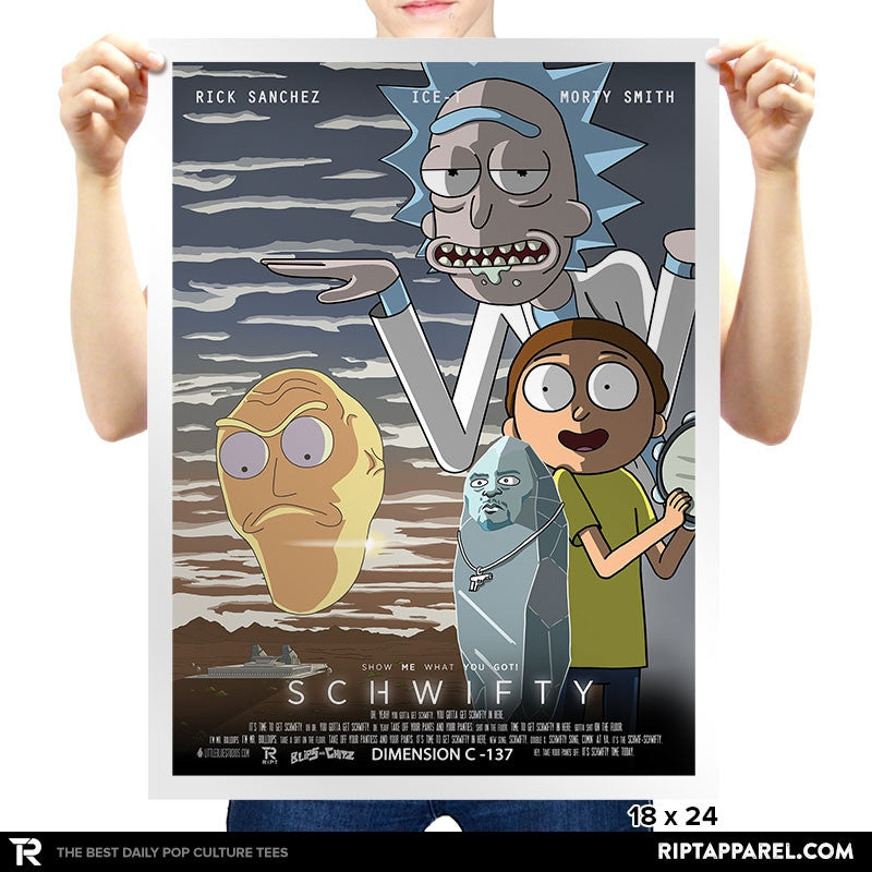 SCHWIFTY - RIPTcademy2017 - Collection Image - RIPT Apparel