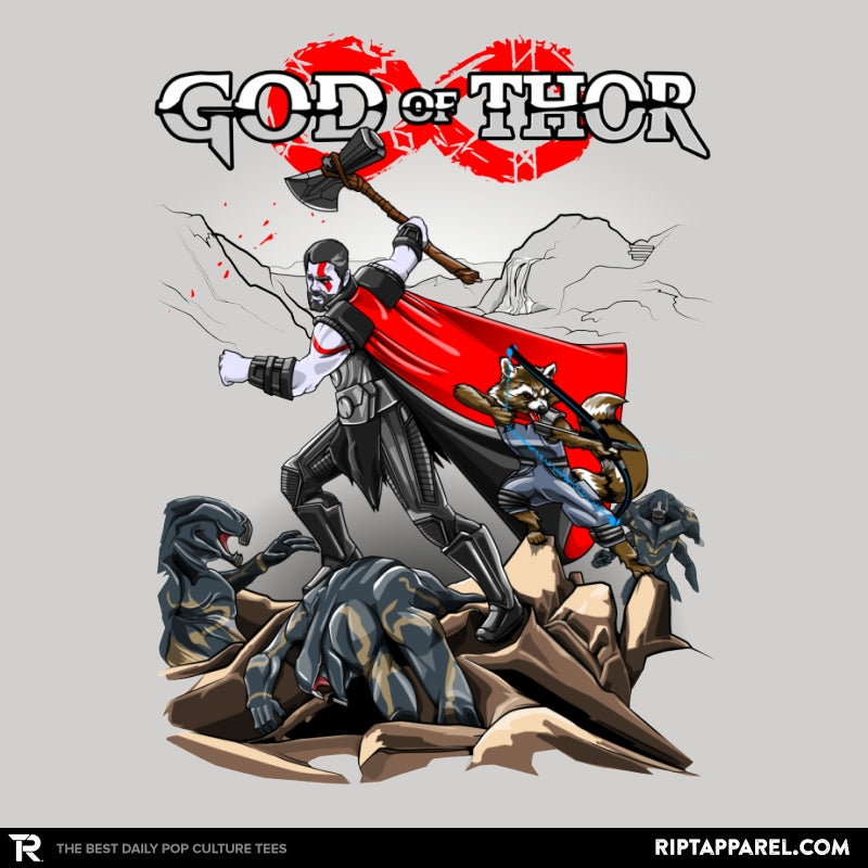 God Of Thor - Collection Image - RIPT Apparel