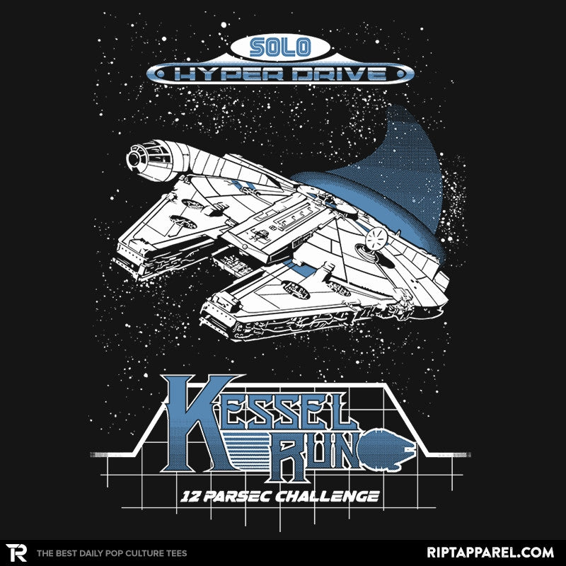 12 Parsec Challenge - Collection Image - RIPT Apparel