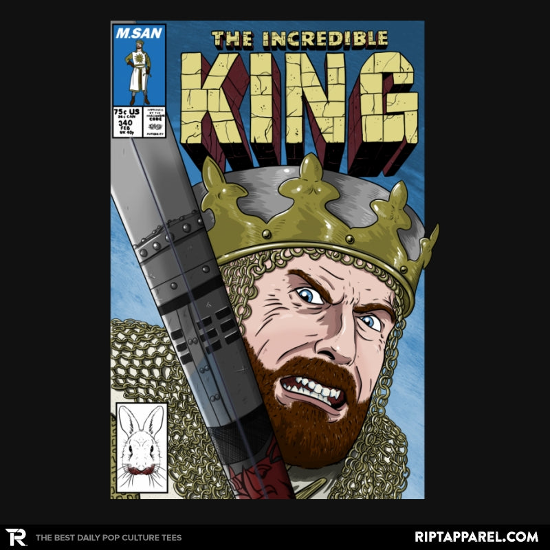 The Incredible King - RIPT Apparel