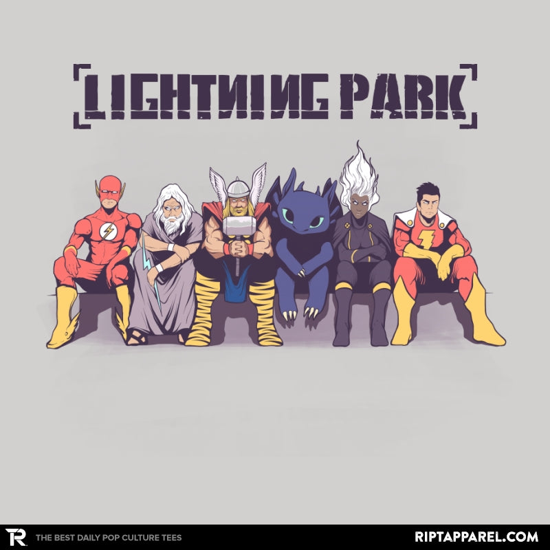 LIGHTNING PARK - Collection Image - RIPT Apparel