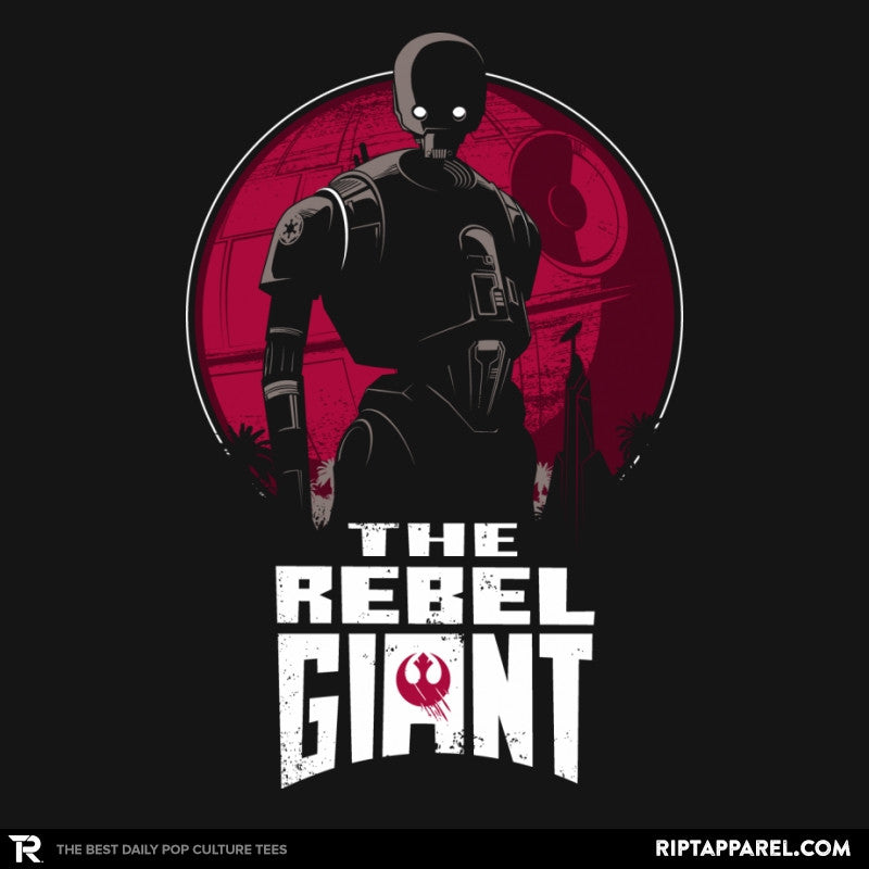 The Rebel Giant - Collection Image - RIPT Apparel