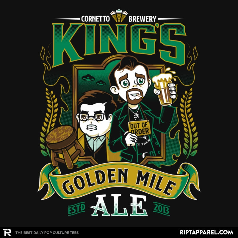 Golden Mile Ale - Collection Image - RIPT Apparel