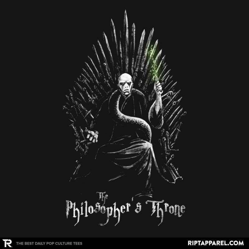 The Philosopher's Throne - Collection Image - RIPT Apparel