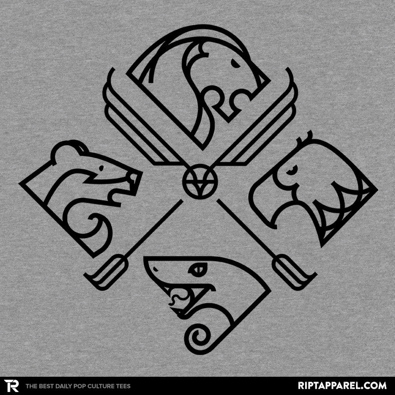 Minimal Hogwarts - Collection Image - RIPT Apparel