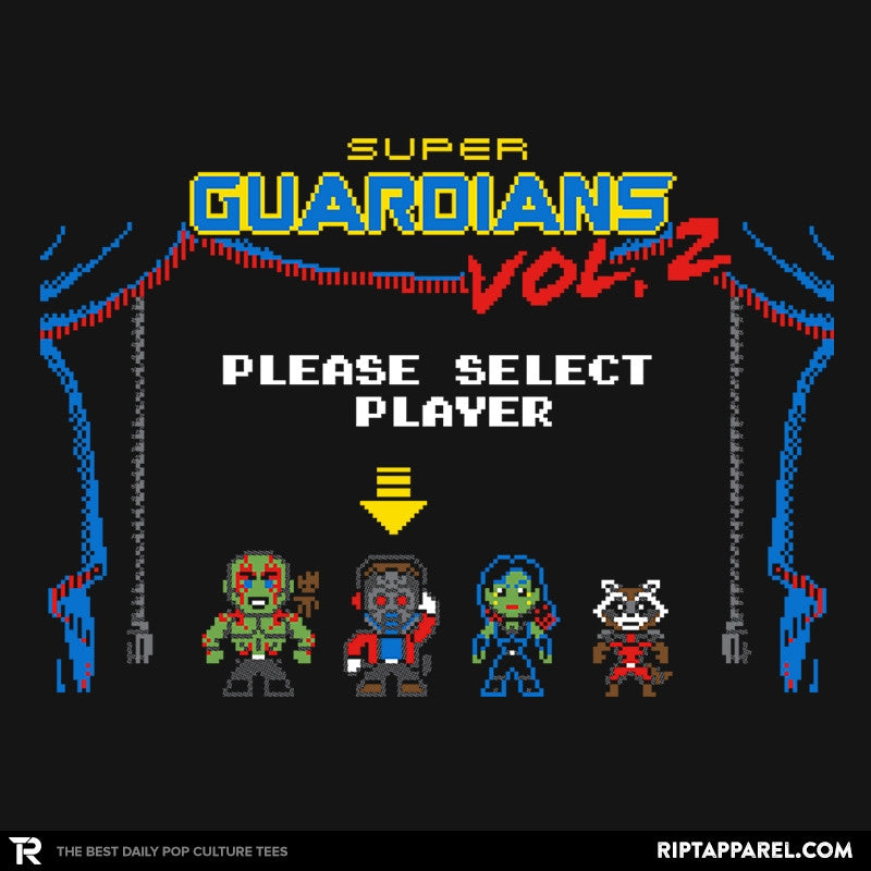 Super Guardians 2 - RIPT Apparel
