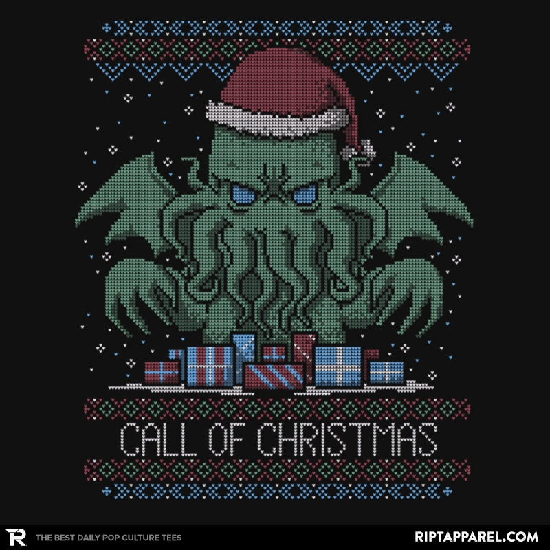 Call Of Christmas - Ugly Holiday - Collection Image - RIPT Apparel