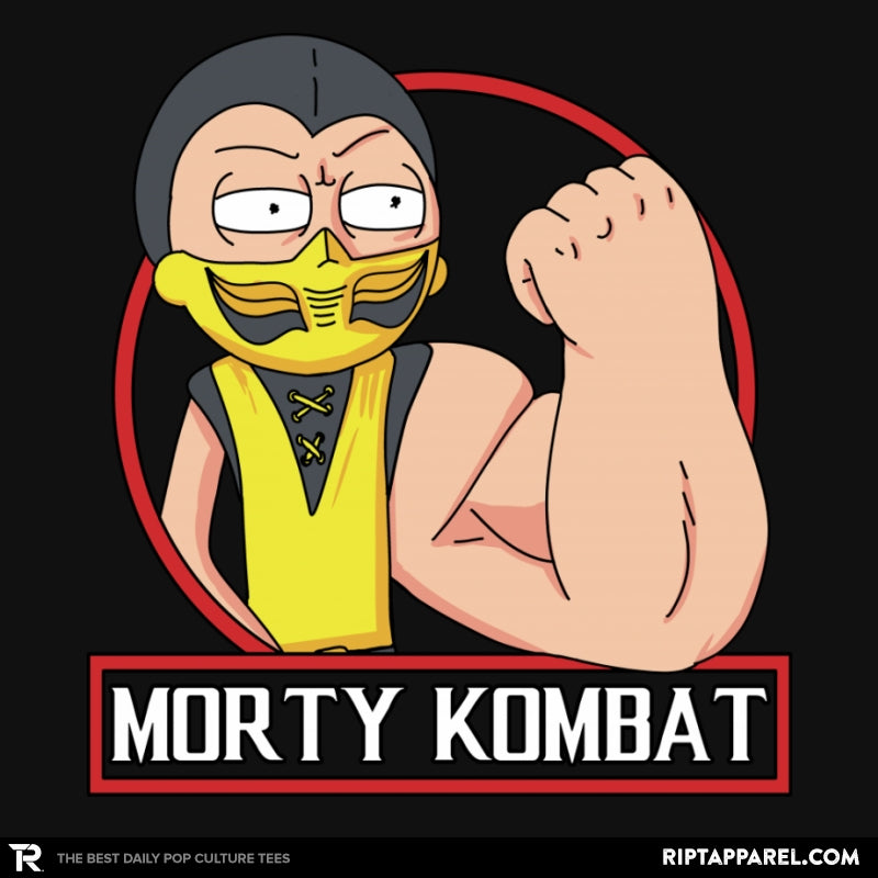Morty Kombat - Collection Image - RIPT Apparel