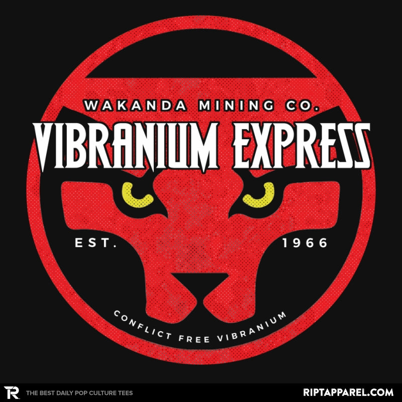 Vibranium Express - Collection Image - RIPT Apparel