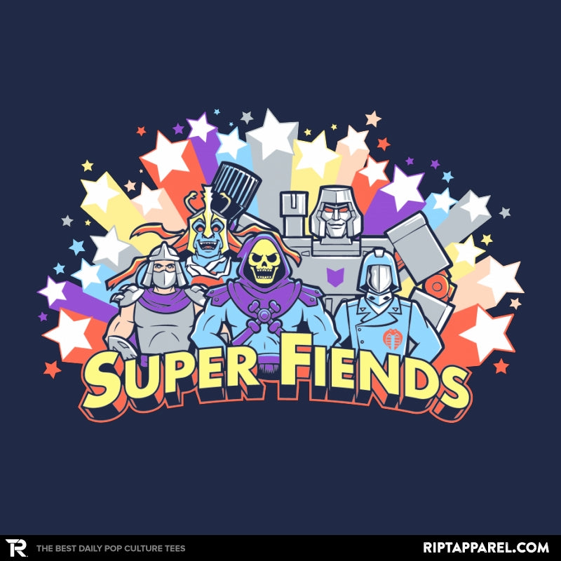 Super Fiends - Collection Image - RIPT Apparel