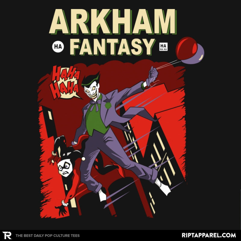 Arkham Fantasy - Collection Image - RIPT Apparel