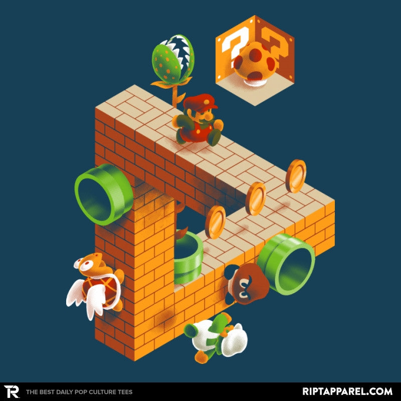 Super Impossible Bros. Exclusive - RIPT Apparel