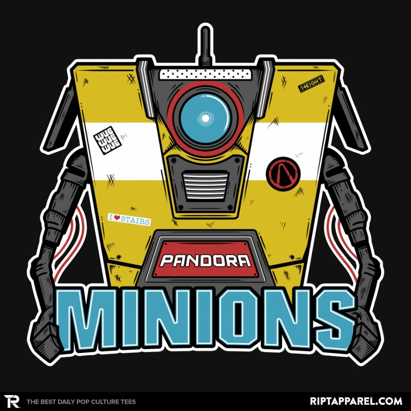 Pandora Minions - Collection Image - RIPT Apparel