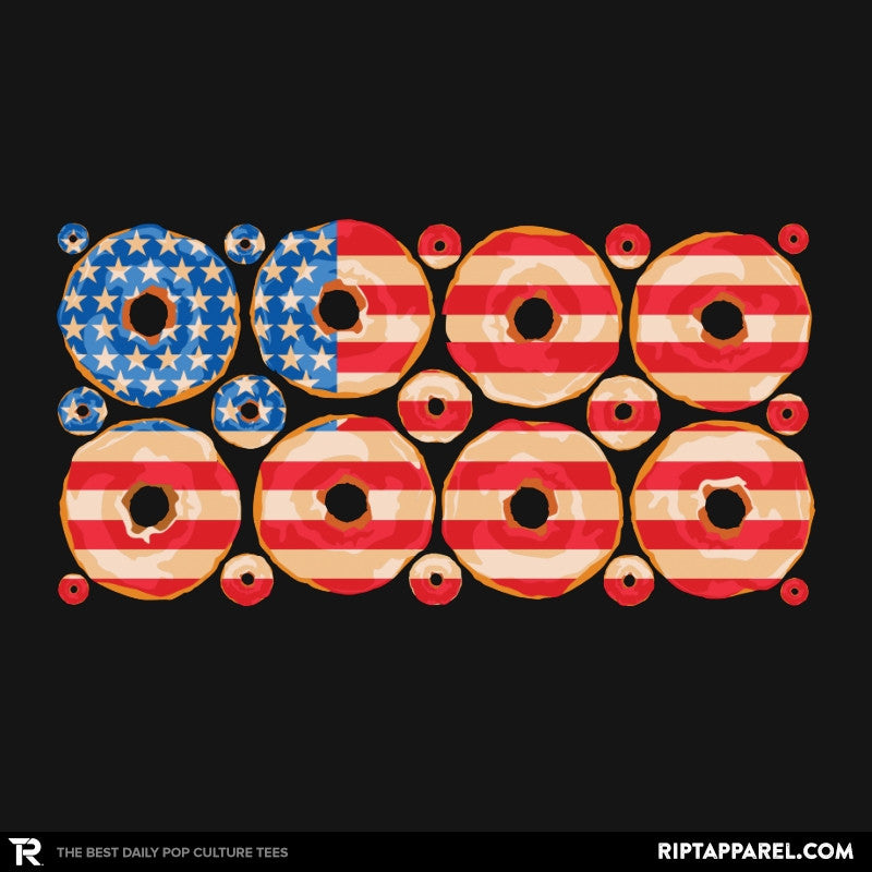 USA Donuts Exclusive - Star-Spangled - RIPT Apparel