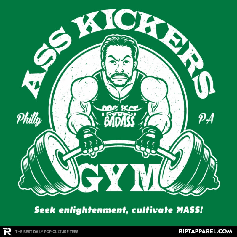 Ass Kickers Gym - RIPT Apparel